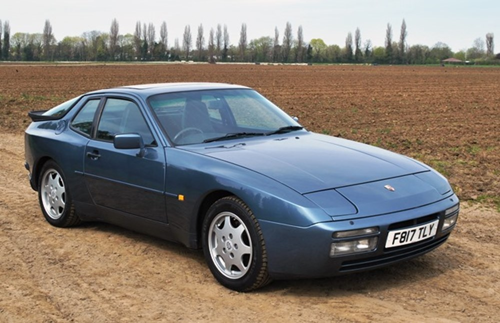 ref 33 1989 porsche 944 s2 classic sports car auctioneers. Black Bedroom Furniture Sets. Home Design Ideas