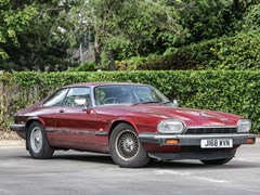 Navigate to Lot 227 - 1992 Jaguar XJ-S (4 litre)