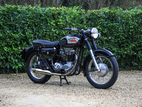 Ref 6 1963 Matchless 350cc