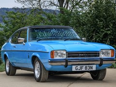 Navigate to Lot 136 - 1974 Ford Capri Mk. II 3000 Ghia