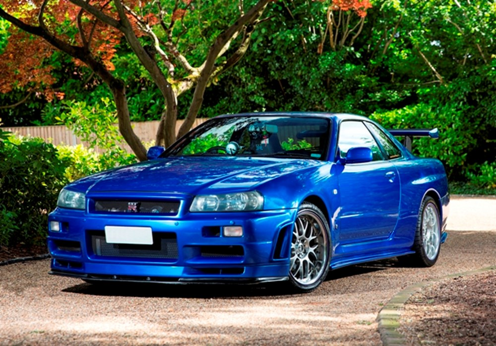 Lot 261 - 2000 Nissan Skyline R34 GTR V-Spec
