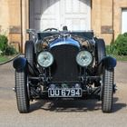 REF 183 1929 Bentley 4 ½ litre Open Tourer by Vanden Plas -