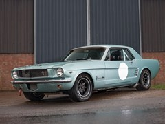 Navigate to Lot 137 - 1966 Ford Mustang Notchback