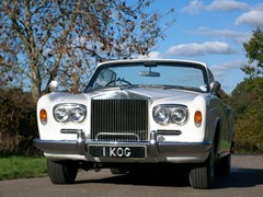 Navigate to Lot 14 - 1970 Rolls-Royce Silver Shadow Drophead Coupé