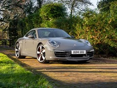 Navigate to Lot 187 - 2014 Porsche 911 50th Anniversary (No. 1537/1963)