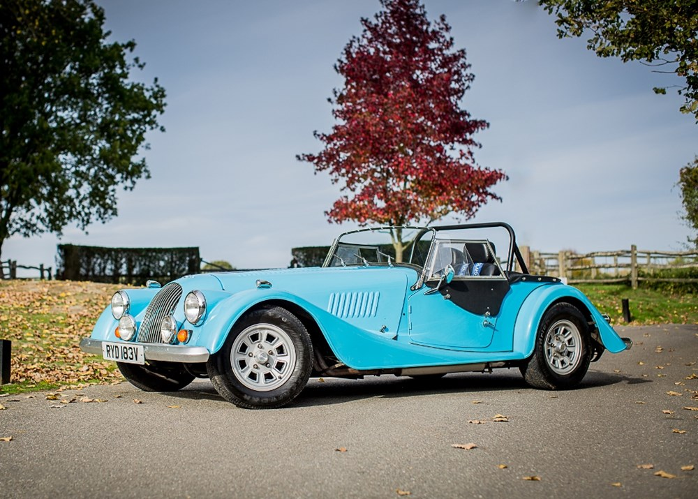 Lot 225 - 1980 Morgan Plus 8