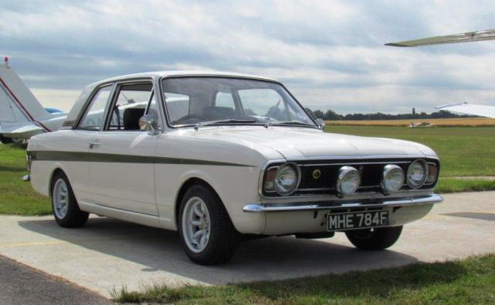 Lot 309 - 1968 12918 Lotus Cortina Mk.II