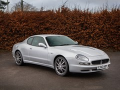 Navigate to Lot 157 - 2000 Maserati 3200GT