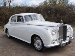 Navigate to Lot 316 - 1956 Rolls-Royce Silver Cloud