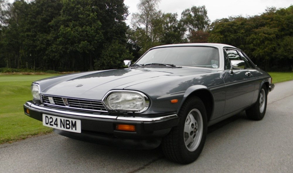 Lot 207 - 1986 Jaguar XJS V12