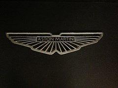 Navigate to Aston Martin wall sign