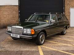 Navigate to Lot 134 - 1982 Mercedes-Benz 280 TE Estate 'Seven Seat'