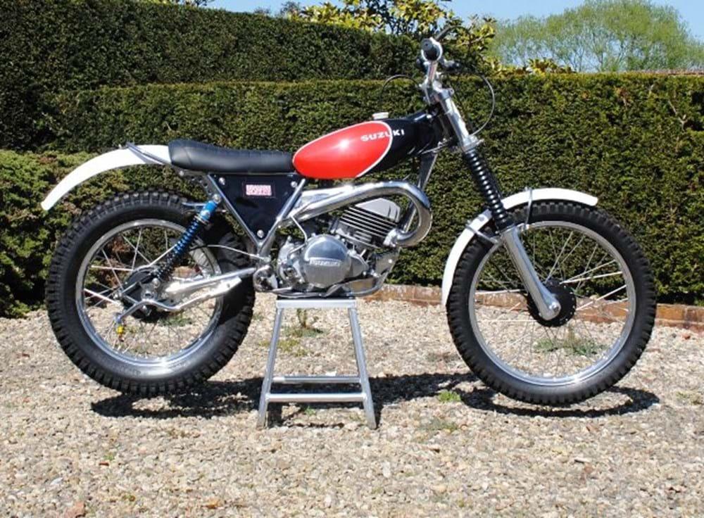 Suzuki Rl  For Sale