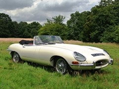 Navigate to Lot 342 - 1964 Jaguar E-Type Series I Roadster