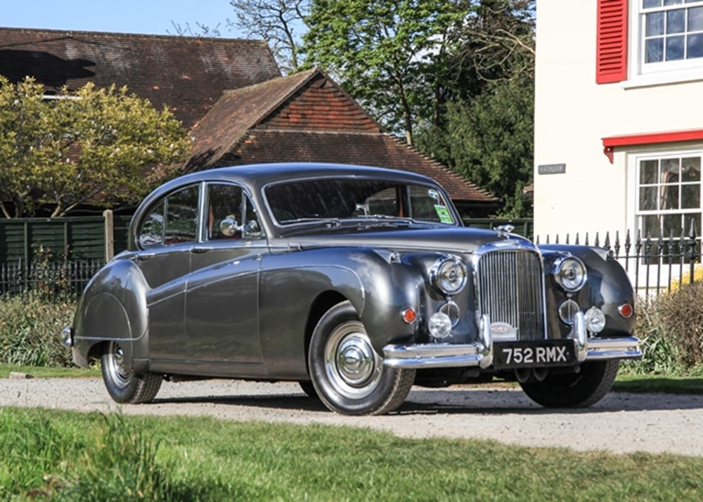Lot 188 - 1958 Jaguar Mk. VIII Saloon