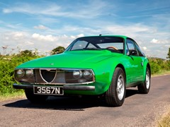 Navigate to Lot 216 - 1972 Alfa Romeo Junior Zagato (2.0 litre)