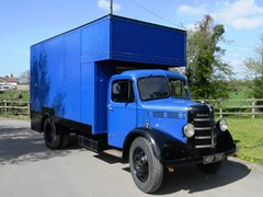 Navigate to Lot 409 - 1951 Bedford O Type Box Lorry