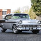 Ref 83 1956 Chevrolet Bel Air JW -