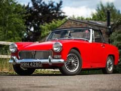 Navigate to Lot 110 - 1969 MG Midget