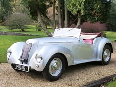 Navigate to Lot 225 - 1948 Lea Francis 14hp Sports