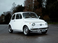 Navigate to Lot 216 - 1972 Fiat 500F Berlina