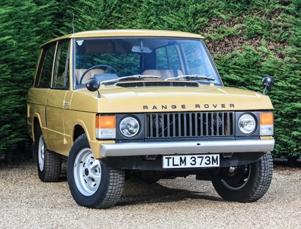 Lot 173 - 1973 Range Rover Series I