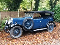 Navigate to Lot 240 - 1930 Alvis 12/50 TJ Tourer by Cross and Ellis