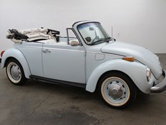 Navigate to Lot 283 - 1979 Volkswagen Beetle Convertible