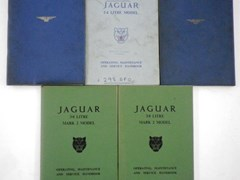 Navigate to Jaguar Service Manuals
