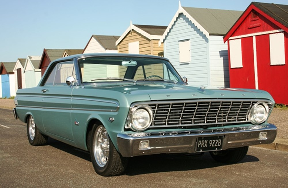 Lot 304 - 1964 Ford Falcon Futura 'Two-door Pillarless Coupé'