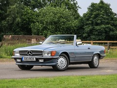 Navigate to Lot 258 - 1989 Mercedes-Benz 300 SL Roadster