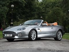 Navigate to Lot 146 - 2000 Aston Martin DB7 Vantage Volante