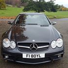 REF 75 2006 Mercedes-Benz SL 55 AMG F1 Performance Package -