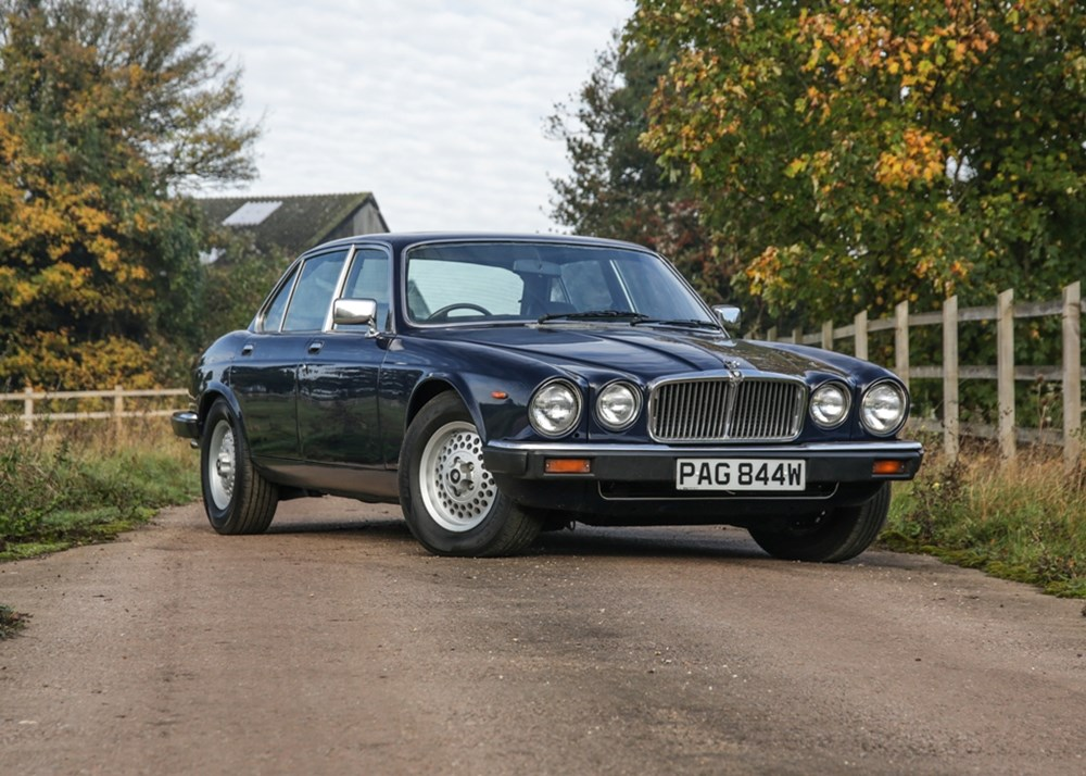 Lot 257 - 1980 Jaguar XJ6 4.2 Series III
