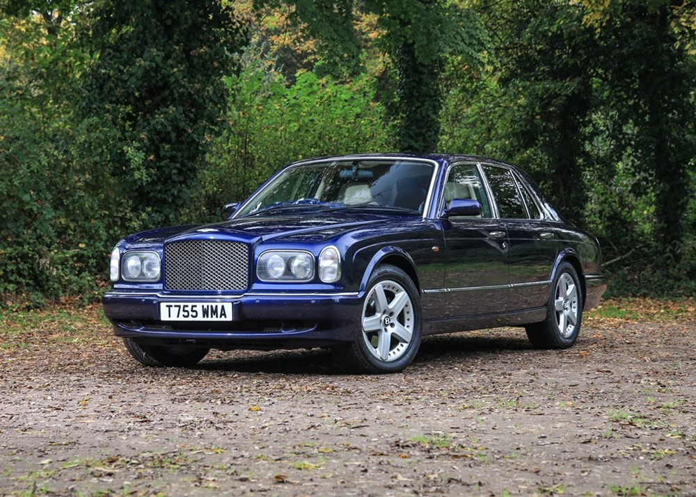 Lot 211 - 1999 Bentley Arnage Green Label