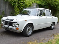 Navigate to Lot 222 - 1972 Alfa Romeo Giulia Super **WITHDRAWN **