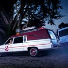 Ref 19 1991 Cadillac Fleetwood Ghostbusters Hearse -