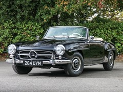 Navigate to Lot 307 - 1956 Mercedes-Benz 190 SL