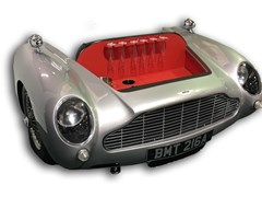 Navigate to Lot 112 -  Aston Martin DB5 bar