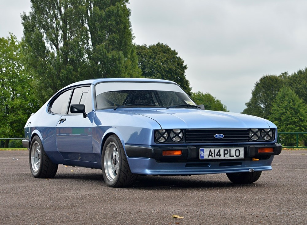 Lot 228 - 1985 Ford Capri Cosworth BOA