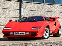 Navigate to Lot 322 - 2014  Lamborghini Countach 5000 QV by Mirage