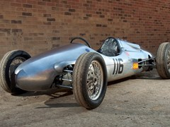 Navigate to Lot 312 - 1956 BJR 500 Formula 3 Racing Car