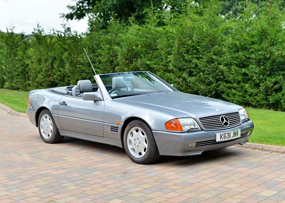 Lot 189 - 1992 Mercedes-Benz 300 SL - 24V Roadster