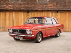Navigate to Lot 154 - 1969 Ford Lotus Cortina Mk. II