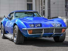 Navigate to Lot 214 - 1972 Chevrolet Corvette C3 T-Top