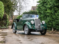 Navigate to Lot 276 - 1936 Standard Avon Special Tourer