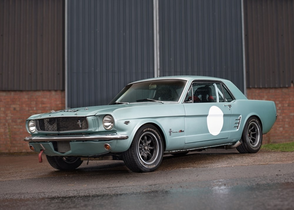 Lot 137 - 1966 Ford Mustang Notchback