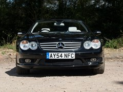 Navigate to Lot 146 - 2005 Mercedes-Benz SL 55 AMG