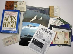 Navigate to Aviation books, brochures and related mate
