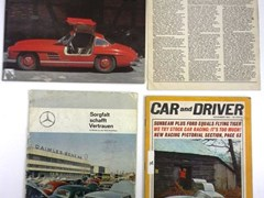 Navigate to Mercedes-Benz 300SL photos
